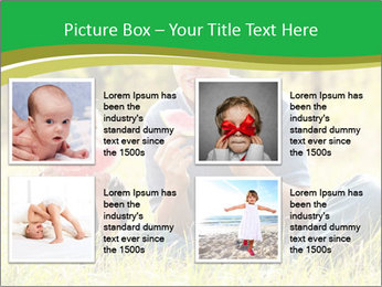 0000081411 PowerPoint Template - Slide 14