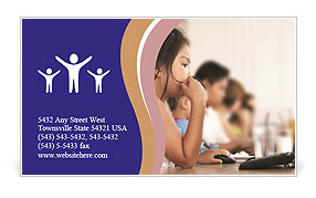 0000081412 Business Card Template