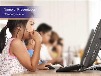 0000081412 PowerPoint Template - Slide 1