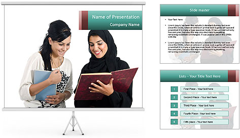 0000081437 PowerPoint Template