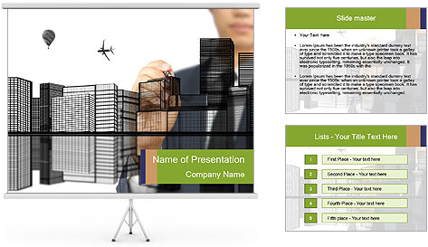 0000081438 PowerPoint Template