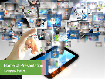 0000081440 PowerPoint Template - Slide 1