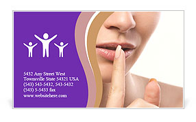 0000081442 Business Card Template