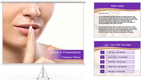 0000081442 PowerPoint Template