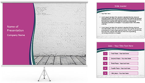 0000081464 PowerPoint Template
