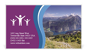 0000081498 Business Card Template