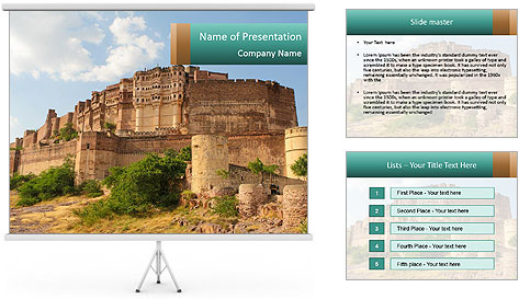 0000081503 PowerPoint Template