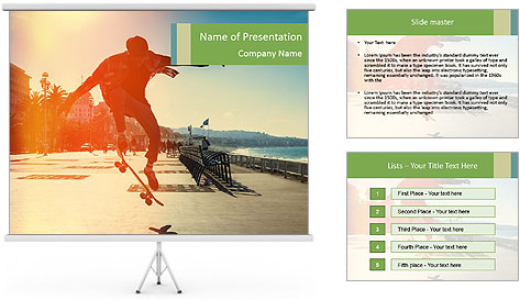 0000081542 PowerPoint Template