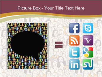 0000081553 PowerPoint Templates - Slide 21