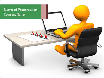 0000081574 PowerPoint Template - Slide 1
