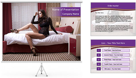 0000081601 PowerPoint Template