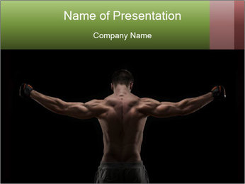 0000081604 PowerPoint Template - Slide 1