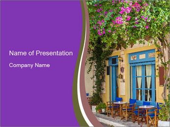 0000081616 PowerPoint Template - Slide 1