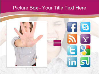0000081642 PowerPoint Templates - Slide 21