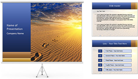 0000081654 PowerPoint Template