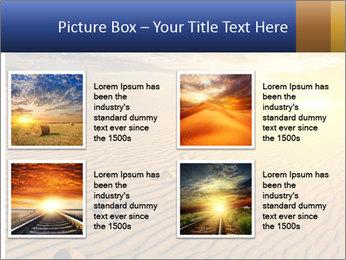 0000081654 PowerPoint Template - Slide 14