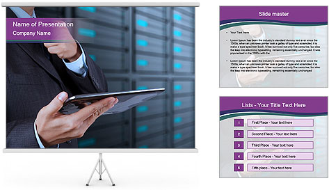 0000081658 PowerPoint Template
