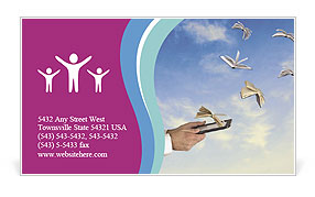 0000081681 Business Card Template