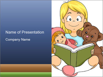 0000081683 PowerPoint Template - Slide 1