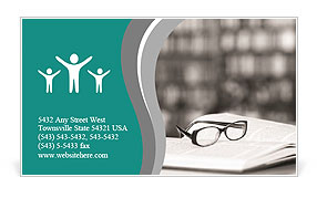 0000081684 Business Card Template