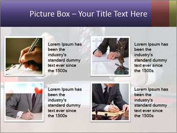 0000081706 PowerPoint Template - Slide 14