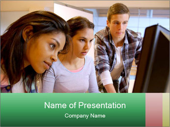 0000081711 PowerPoint Template - Slide 1