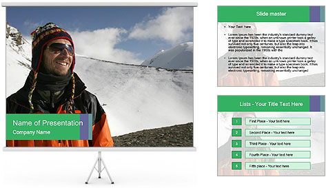0000081715 PowerPoint Template