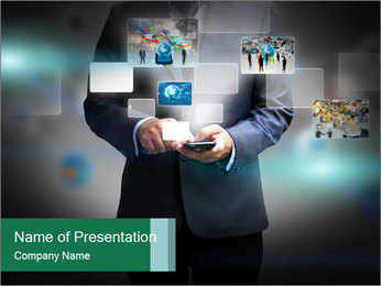 0000081719 PowerPoint Template - Slide 1