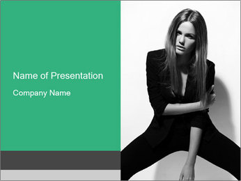 0000081729 PowerPoint Template - Slide 1