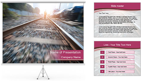 0000081764 PowerPoint Template