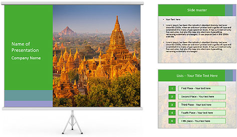 0000081776 PowerPoint Template