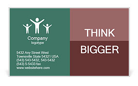 0000081786 Business Card Template