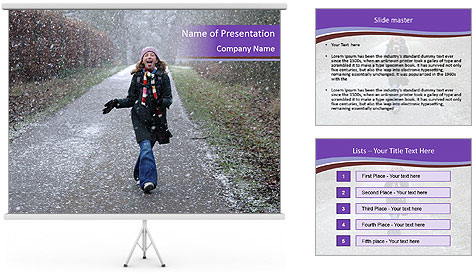 0000081809 PowerPoint Template