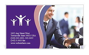 0000081814 Business Card Template