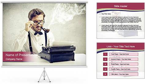 0000081825 PowerPoint Template