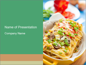 0000081827 PowerPoint Template - Slide 1
