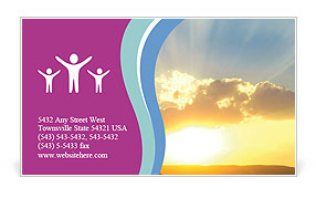 0000081834 Business Card Template