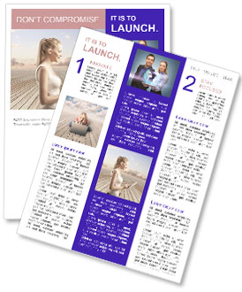 0000081838 Newsletter Template
