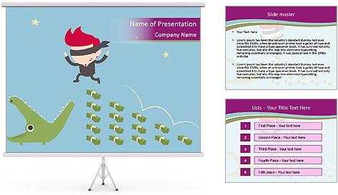 0000081842 PowerPoint Template