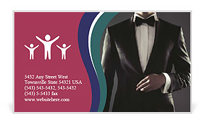 0000081851 Business Card Template