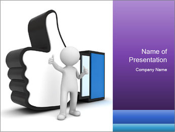 0000081861 PowerPoint Template - Slide 1