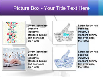 0000081861 PowerPoint Template - Slide 14