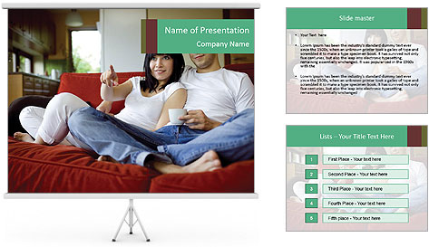 0000081875 PowerPoint Template