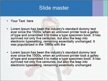 0000081879 PowerPoint Templates - Slide 2
