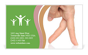 0000081881 Business Card Template