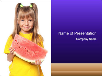 0000081884 PowerPoint Template - Slide 1