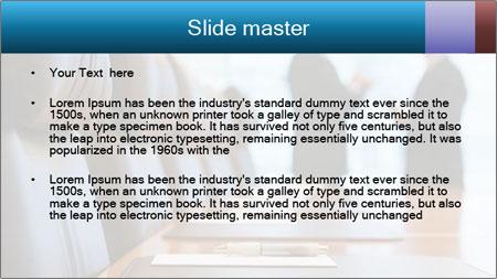 0000081905 PowerPoint Template - Slide 2