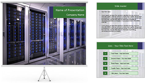 0000081910 PowerPoint Template