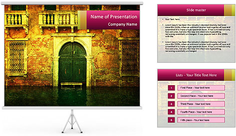 0000081917 PowerPoint Template