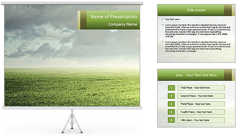 0000081940 PowerPoint Template